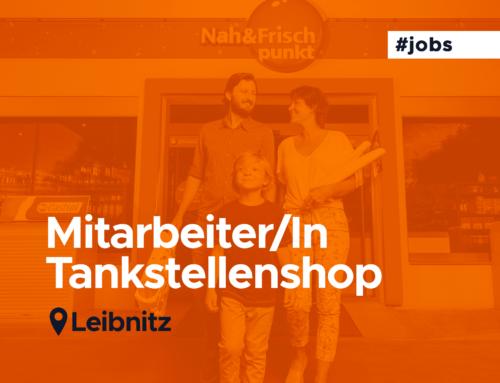 LEIBNITZ: Mitarbeiter/in für Tankstellenshop gesucht!