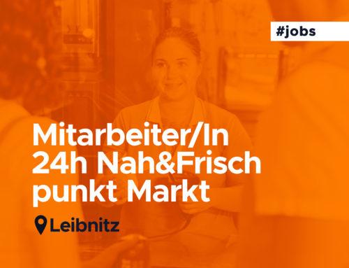 Leibnitz: Mitarbeiter/in 24h Nah&Frisch punkt Markt